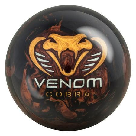Motiv Venom Cobra Bowling Ball (16lbs) ()