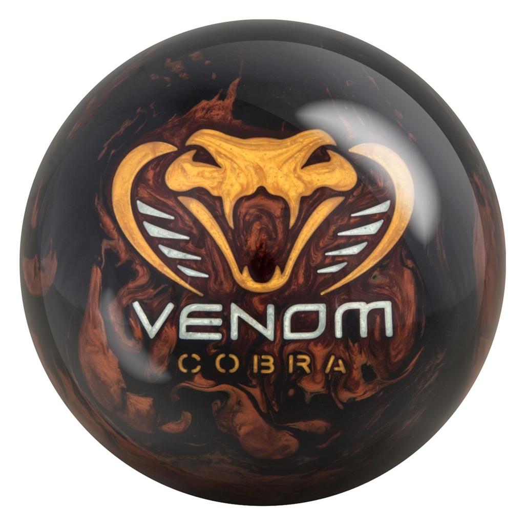 Motiv Venom Cobra Bowling Ball (14lbs)