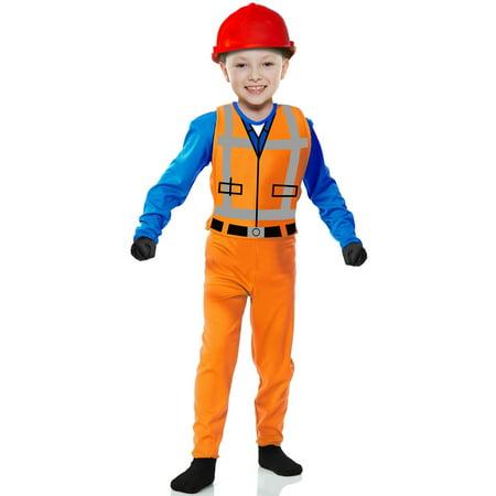 Costume Builder (The Builder Toddler Costume)