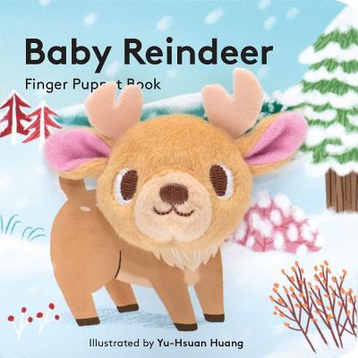 Baby Reindeer Finger Puppet Book (Board Book)