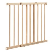"Even Flo Best For Baby 1050500 32"" Wood Walk Thru Baby Gate"