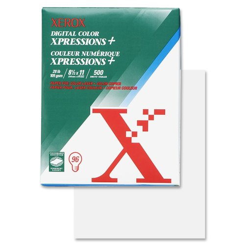 "Xerox Color Xpressions+ Copy Paper - Legal - 8.50"" X 14"" - 24 Lb - Smooth - 98 Brightness - 500 / Pack (3R11542)"