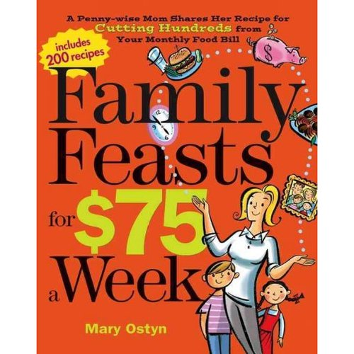 Family Feasts for $75 a Week: A Penny-wise Mom Shares Her Recipe for Cutting Hu