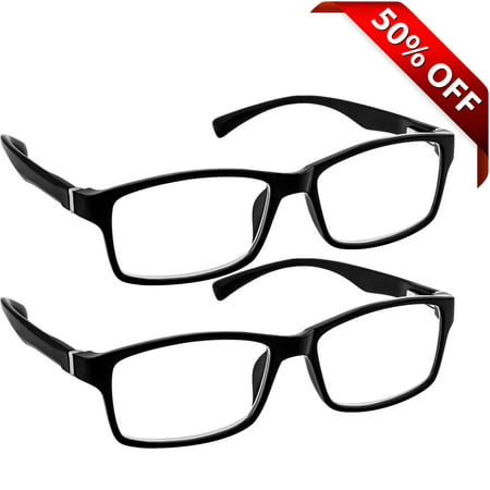 Computer Reading Glasses 1.50 | Protection yourself from Blue Light UV and (Uv Reader Glasses)