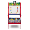 Disney Mickey Mouse Activity Easel with Storage by Delta Children