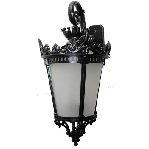 Alcott Hill Pierron 3-Light Outdoor Wall Lantern