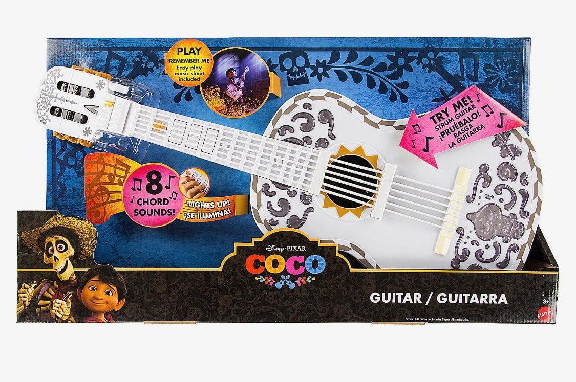 Disney Pixar Coco Miguel Interactive Guitar New with Box by