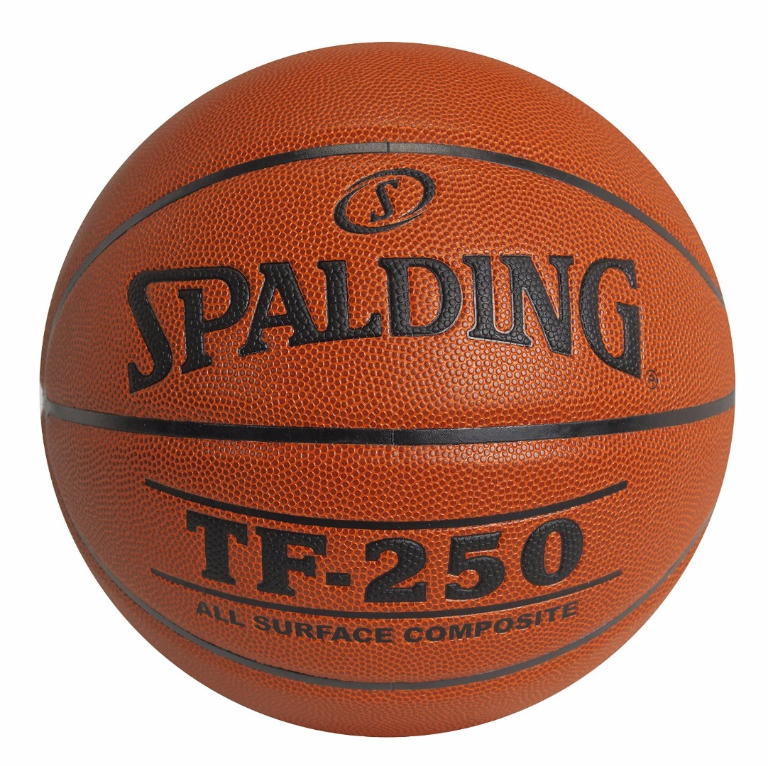 Spalding TF-250  Composite Basketball 29.5""