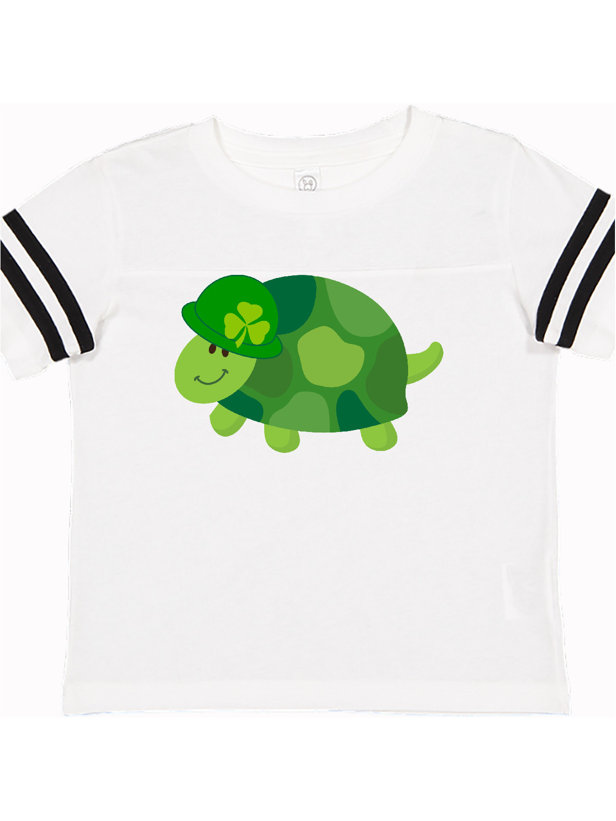 INKtastic - Irish Turtle St Patricks Day Toddler T-Shirt ...