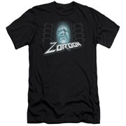 Mighty Morphin Power Rangers Zordon Mens Slim Fit Shirt
