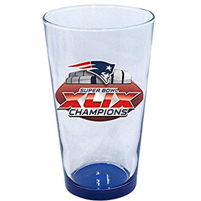 Hunter Manufacture HUFBNEPSB49TT 16 oz NFL Super Bowl 49 Champions New England Patriots, Insulated Travel Tumbler - image 1 de 1