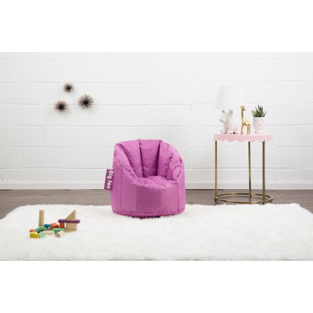 Big Joe Kids' Lil Lumin Bean Bag Chair, Multiple Colors