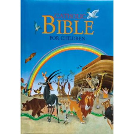 Catholic Bible for Children (Hardcover) - Bible Crafts For Kids