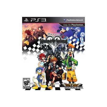 Kingdom Hearts HD 1.5 HD ReMIX, Square Enix, PlayStation 3, 662248913315 (Band Of Gold Remix)