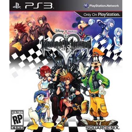 Kingdom Hearts HD 1.5 HD ReMIX, Square Enix, PlayStation 3, 662248913315