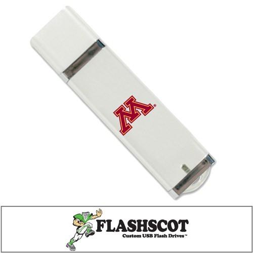 Minnesota Golden Gophers Supreme USB Drive - 16GB