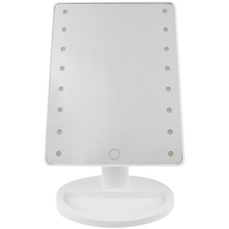 Vivitar Mr 1100w 16 Led Lighted Vanity Mirror White