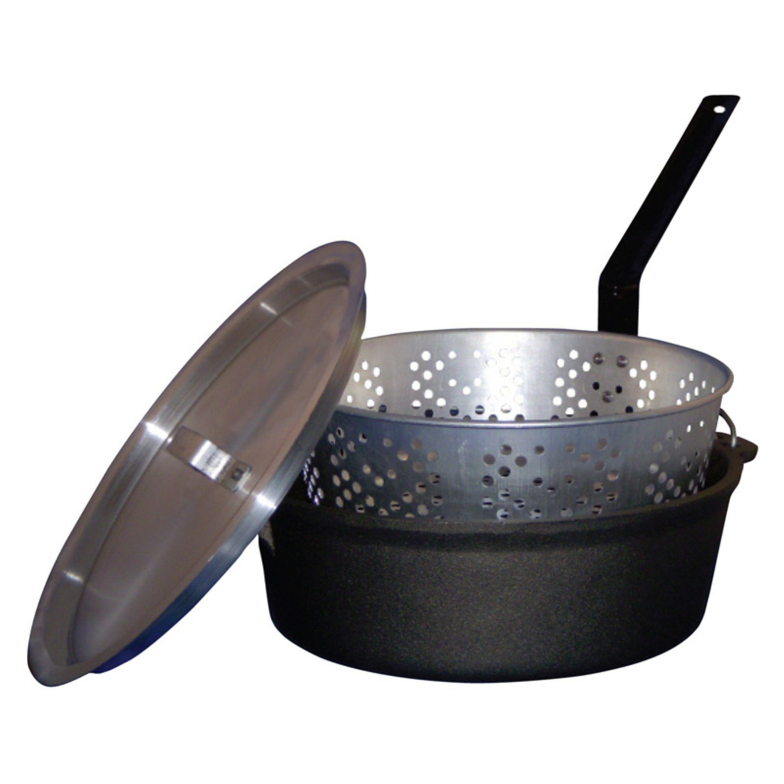 King Kooker Cast Iron Pot by METAL FUSION