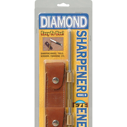 Eze-Lap Diamond Knife Sharpener