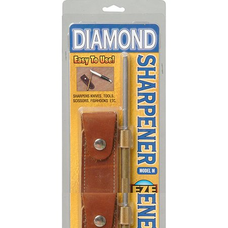 - Eze-Lap Diamond Knife Sharpener