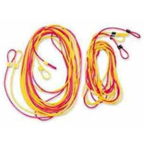 Double Link Rope (Double Dutch Ropes 16', 1 Pair)
