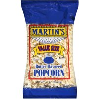 Martin's Butter Flavored Popcorn Value Size, 10.5 Oz.