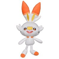 "Pokémon Sword & Shield 8"" Plush - Scorbunny"