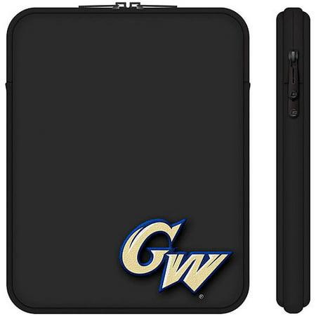 "Centon 10"" Classic Black Tablet Sleeve George Washington University by"