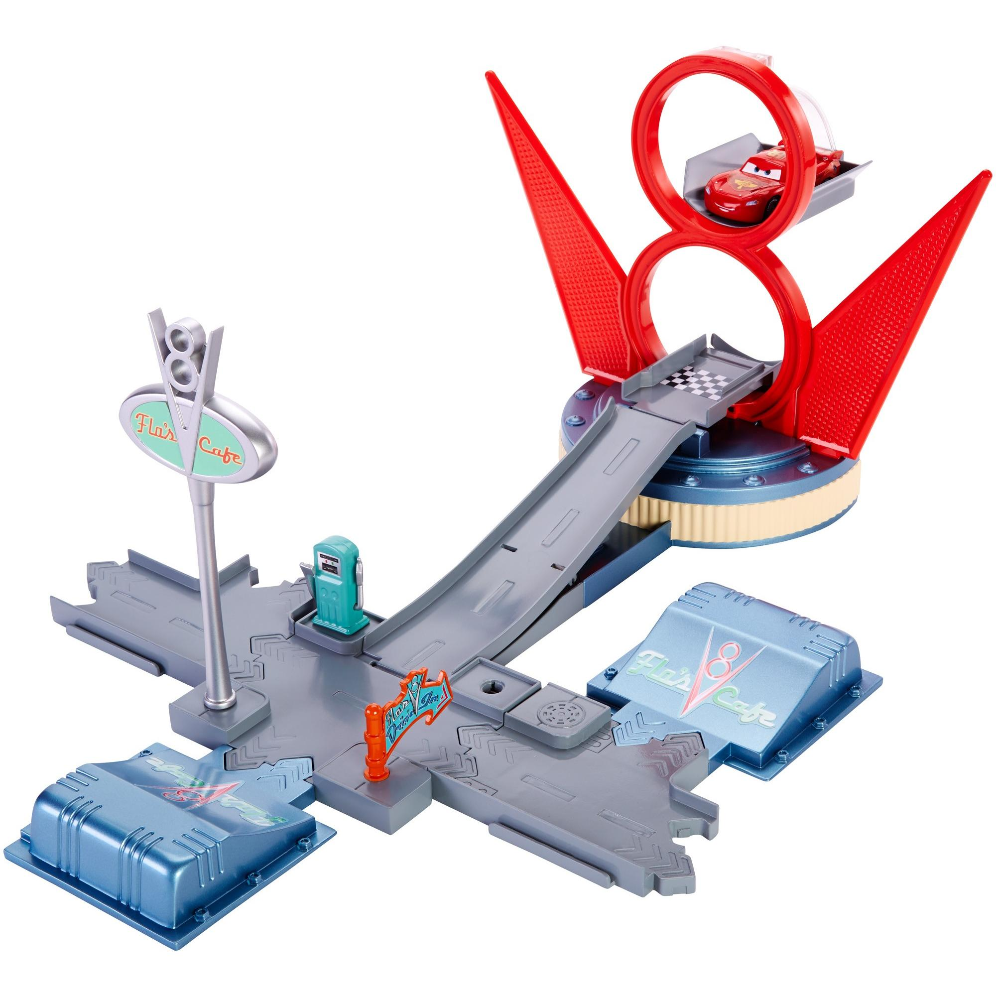 Cars - Disney Cars Story Sets Playset Asrt