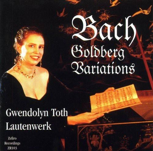 Gwendolyn Toth - Bach: Goldberg Variations [CD]