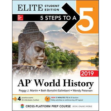 5 Steps to a 5: AP World History 2019 Elite Student - Halloween History For Students