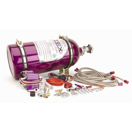 Zex 82023 EFI Wet; Nitrous System Kit Fits 86-07 Magnum Marauder (Zex Dry Nitrous Kit)