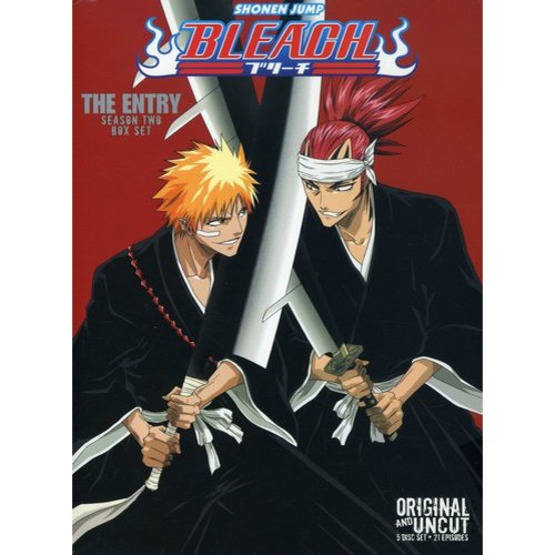 Bleach Uncut Box Set, Vol. 2: The Entry by Viz Media