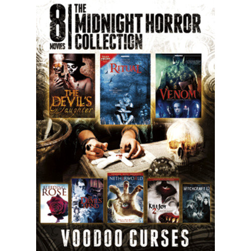 The Midnight Horror Collection: Voodoo Curses