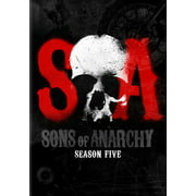 Sons of Anarchy: Season Five (DVD)