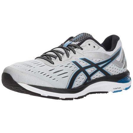 Asics 1011A008-020: Mens Gel-Cumulus 20 Mid Grey/Black Running Sneakers ()