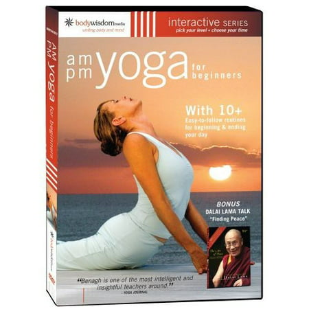 Am PM Yoga for Beginners (DVD)
