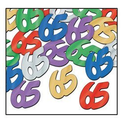 Fanci-Fetti 65 Silhouettes (multi-color) Party Accessory (1 count) (.5 -