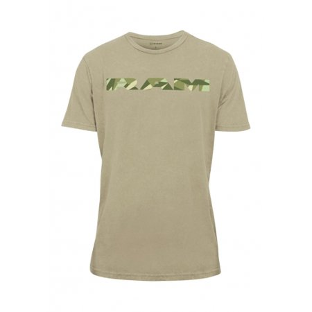 Mopar Short - Mopar 11GY0M Ram Mens Camo Graphic T-Shirt Medium
