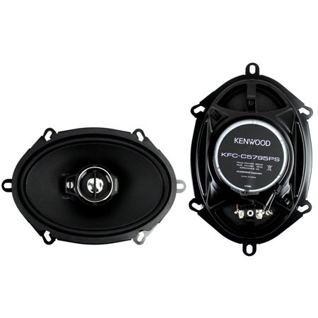Kenwood Home Audio Speakers (Kenwood KFC-C5795PS 5x7