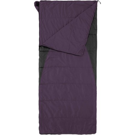 Ozark Trail Climatech 30 Degree Cold Weather Lightweight Sleeping Bag  Purple