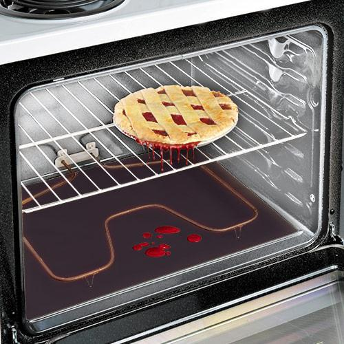 Non Stick Oven Liner- Custom Fit