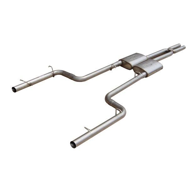 Pypes Performance Exhaust SMC26V Violator Exhaust Systems