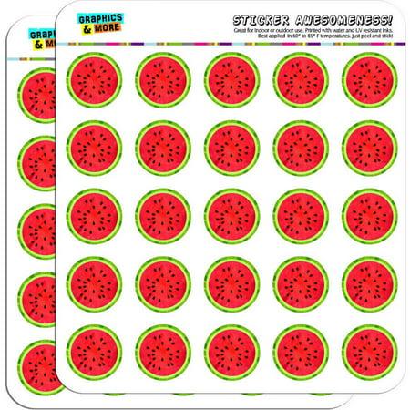 Watermelon 50 1 planner calendar scrapbooking crafting stickers