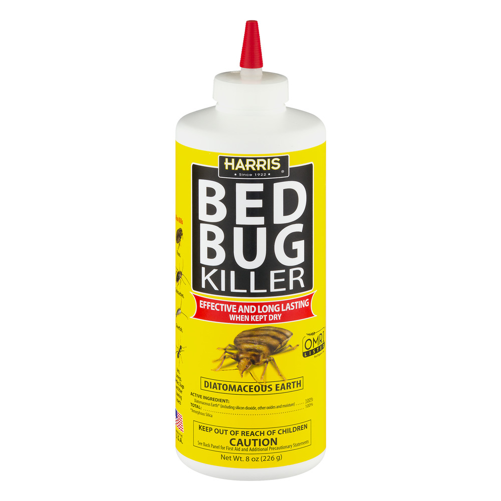 harris bed bug killer, 8.0 oz - walmart