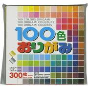 "Origami Paper 3"" x 3"" 300pk, 100 Colors"