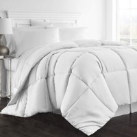 Deals on Beckham Hotel Collection 1300 Series Luxury Goose Down Comforter