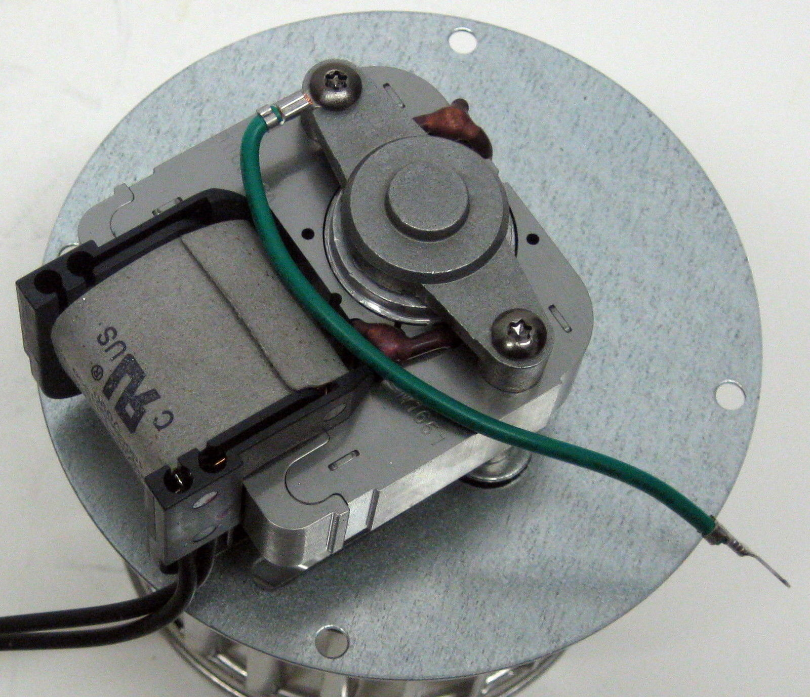 69357000 Broan Nutone Bathroom Exhaust Blower Motor Vent Fan Wheel For 9605  C 57768   Walmart.com