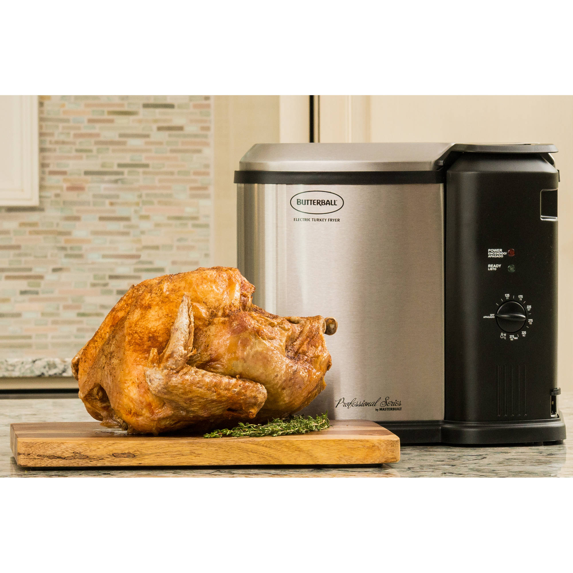 Butterball 23010115 8L Electric Fryer Large