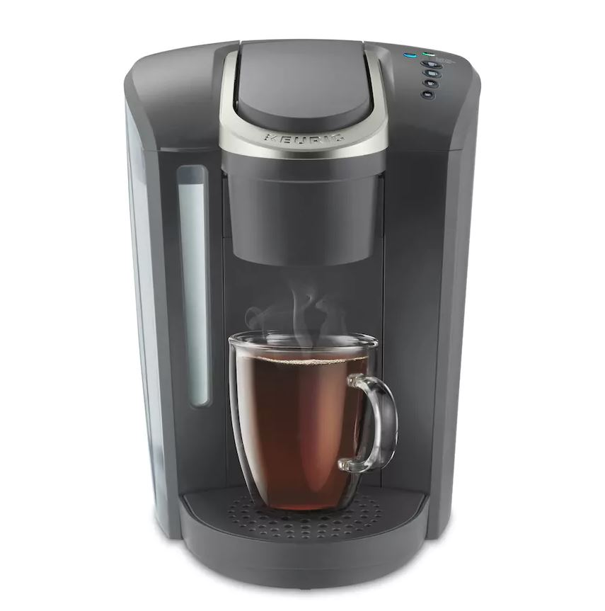 Keurig K-Select Single-Serve K-Cup Pod Coffee Maker Graphite